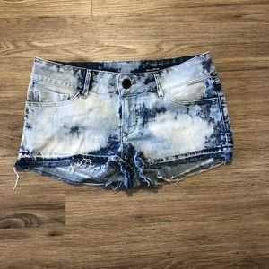 Black Orchid 'Cyclone' Shorts